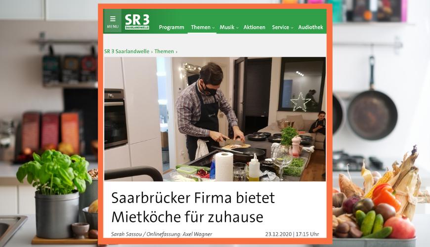 SR: Saarländischer Rundfunk & UrCook