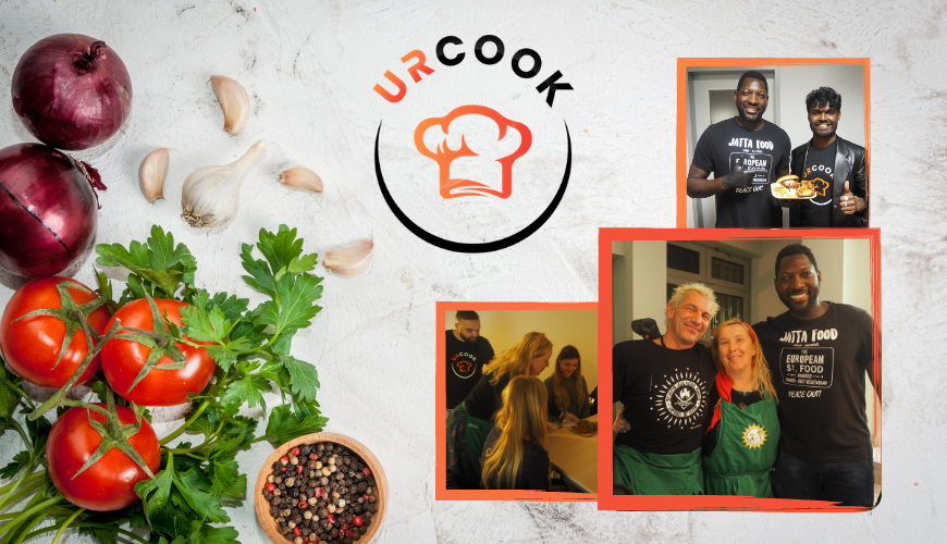 UrCook Test-Event bei the House of Intelligence