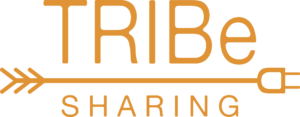 TRIBE SHARING_LOGO_orange
