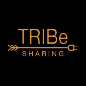 Tribe Sharing Logo Orange