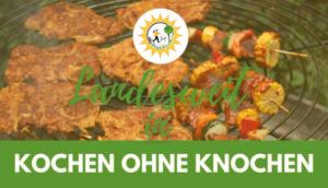"""Die Vegabunden erscheinen landesweit in """"Kochen ohne Knochen"""""""