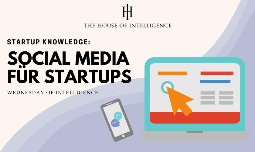 Social Media für Startups Artikel
