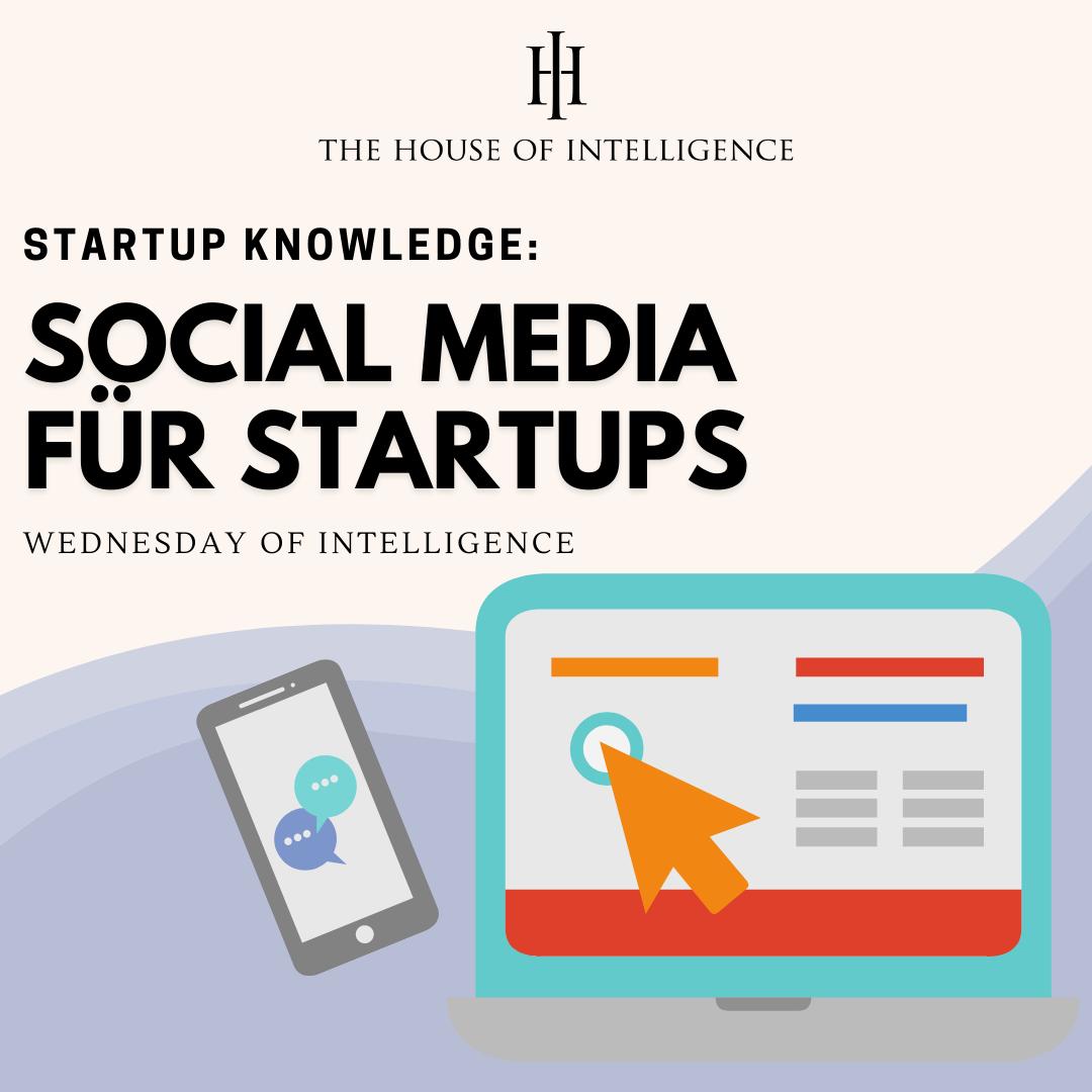 Social Media für Startups