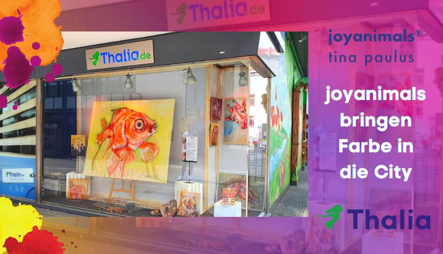 joyanimals bekommt eigenes Schaufenster im Thalia