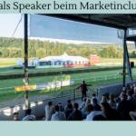 Venoth als Speaker beim Marketingclub-Saar