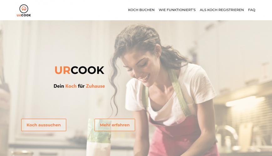 URcook Website